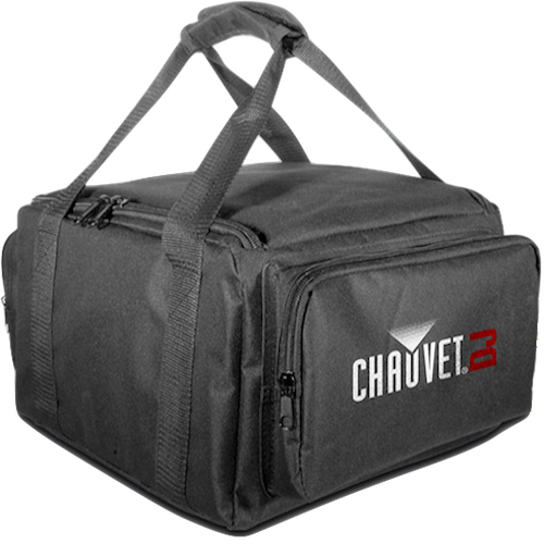 Chauvet DJ CHS-FR4 VIP Gear Bag for 4 x Par Tri-6 / Quad-4 / Hex-4