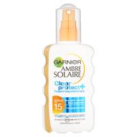 Garnier Ambre Solaire Clear Spray Spf15 200ml