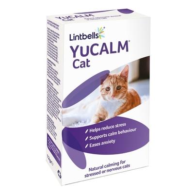 Lintbells YuCALM Cat 30 tab x 1