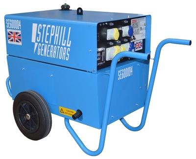 STEPHILL SE6000D4 Diesel Generator