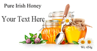 Pure Irish Honey. (Pack of 200)