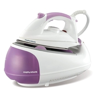 MORPHY RICHARDS 333019 CERAMIC STEAM GENERATOR, 2200 W