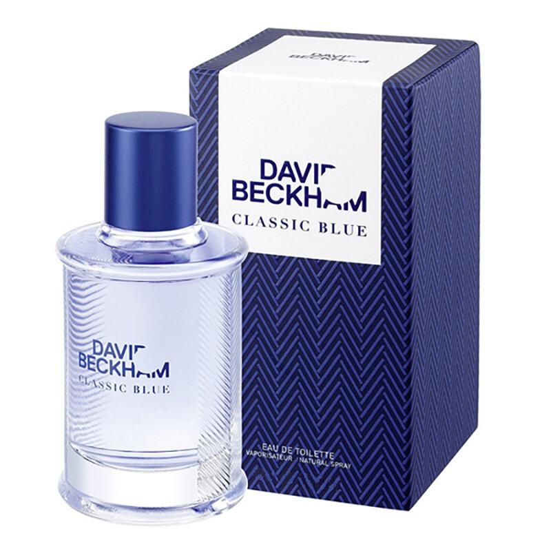 Beckham Classic Blue 90ml Edt Spr