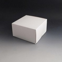 Cake box 178 x 178 x 100mm