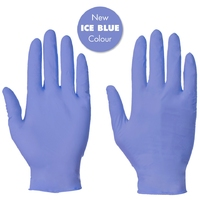 Supertouch Powderfree Nitrile Gloves, Medical Grade,