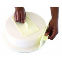 109SE033 CAKE SMOOTHERS - SET OF 2