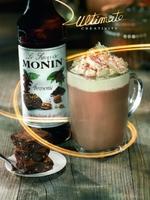 Monin Brownie Syrup 1 Lt