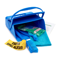 Glass Breakage, Allergen and BioHazard Spill Kits