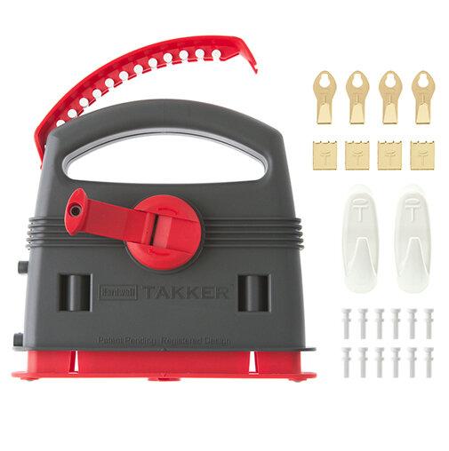 Hardwall Takker + Hanging Kit