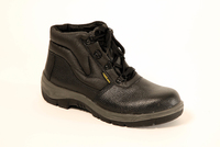PAIR SS1020  BLACK SAFETY BOOT
