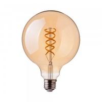 5w G125 Filament 2200K Amber Glass
