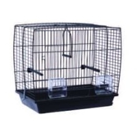 Pennine Andalusian Budgie Cage - Black x 1