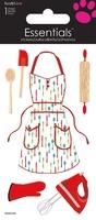 Baking Apron Essential Craft Sticker.