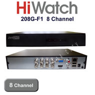 HiWatch Turbo 1080p 8 Channel Recorder