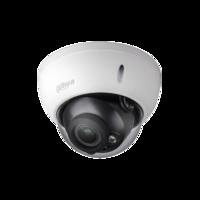 Dahua 4MP IP H.265E 2.7~13.5mm Motorised 30m IR IK10 Dome (White)