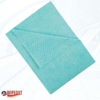 VELLETTE CLOTH GREEN 25pk