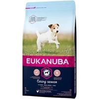 Eukanuba Caring Senior Small Breed Chicken 3kg