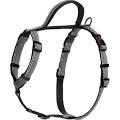 HALTI Walking Harness - Large 68-100cm Black x 1