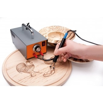 Peter Child Pyrography Machine 230v