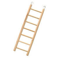 "Beaks Wooden Ladder 12"" - 7 Step x 1"