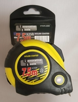 Innovative Tools Rubber Tape Measure 7.5m/25ft