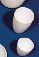 Porcelain Crucible Medium Form Without L