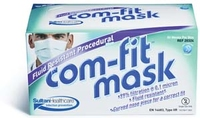 SULTAN - COMFIT FLUID RESISTANT MASK (BLUE)