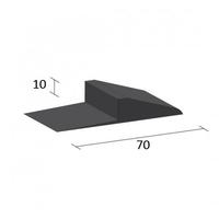 QMS2 PVC TRANSITION PROFILE 2M
