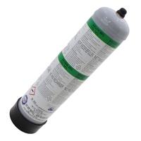 Disposable Bottle of Argon / CO2 Gas
