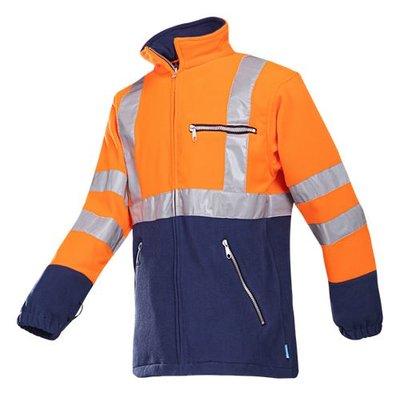 SIOEN 497Z Kingley Hi-Vis Fleece Orange