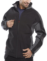 Click Two Tone Softshell Breathable Jacket