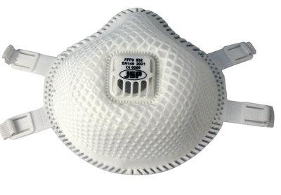 JSP 832 Flexinet Valved Dust Mask FFP3 (Box 5)