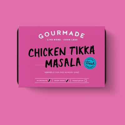 Frozen Gourmade Chicken Tikka Masala