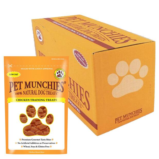 Pet Munchies Chicken Training Treat 8 x 50g