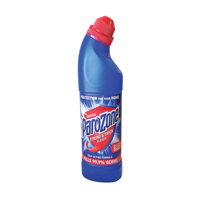 Parozone Bleach 750ml - Wilsons - Import, distribution and wholesale