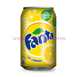 330 Fanta Lemon Can x24