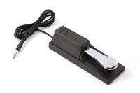 black sustain pedal