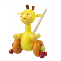 Push along Giraffe.