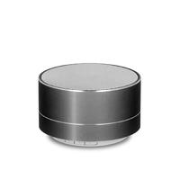 Bluetooth Speaker FM Radio MicroSD Black