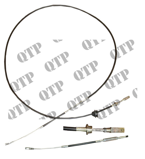 pick up hitch cable john deere 7530
