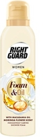 Right Guard Shower Foam And Oil Moringa 200ml