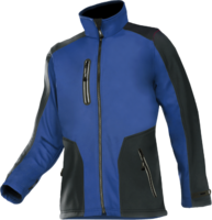 Sioen Torreon Bonded softshell jacket with detachable sleeves