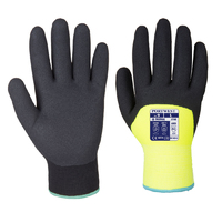 Portwest Arctic Winter Glove Hi-Vis Yellow