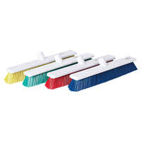 "18"" Washable Broom, Soft Bristles"