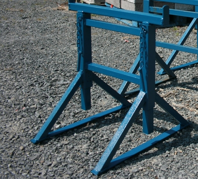 Ceiling Trestle - up to 750mm