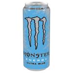 500 Monster Ultra Blue Zero  x12