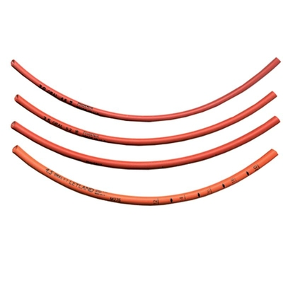 Endotracheal Tubes - Uncuffed Red Rubber
