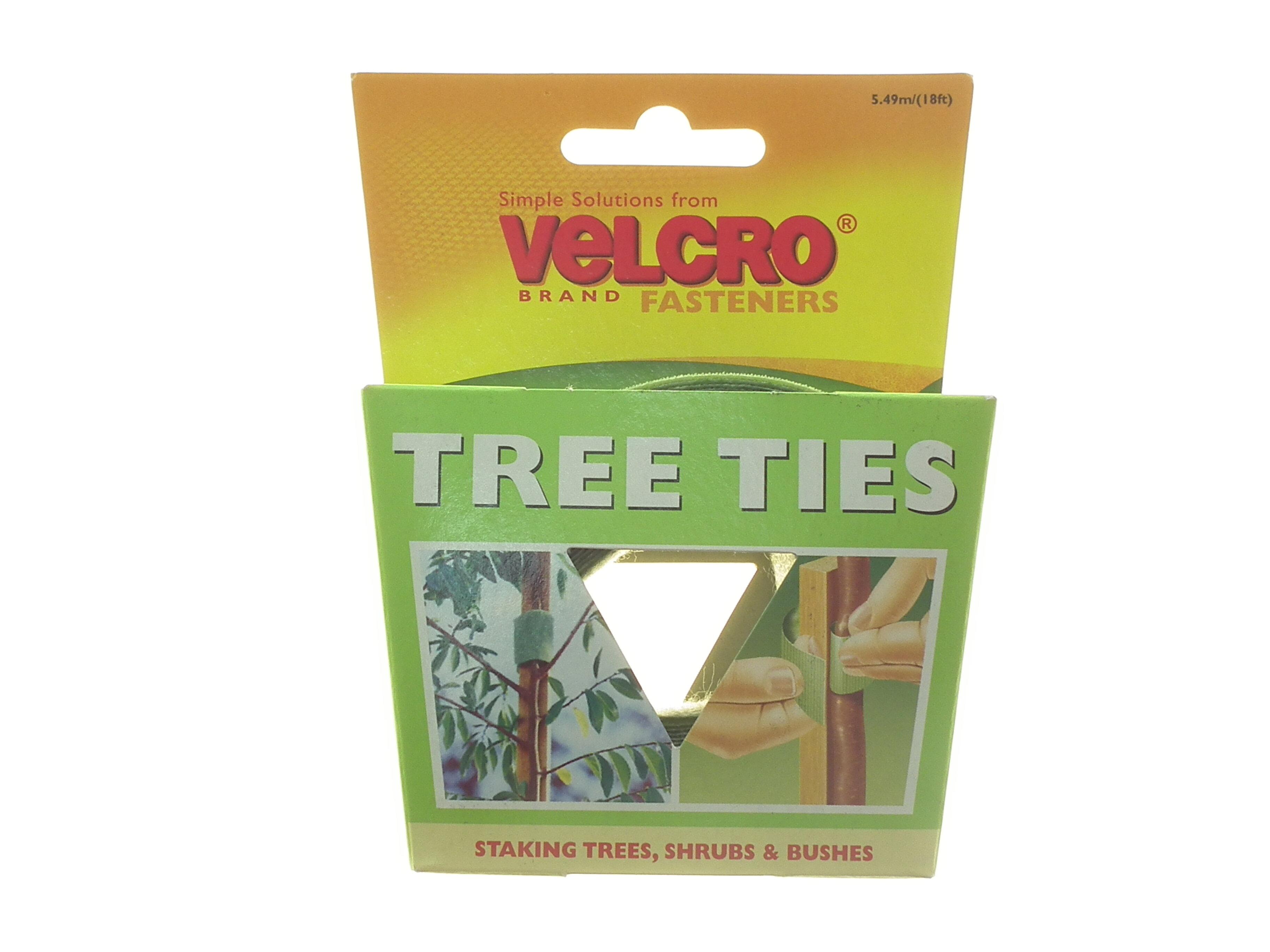 VELCRO TREE TIES 50 MM X 5.49 MTR