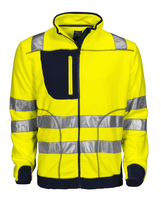 ProJob 6303 Hi-Vis Fleece Jacket