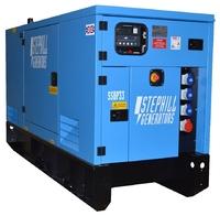 STEPHILL SSDP33 Diesel Generator